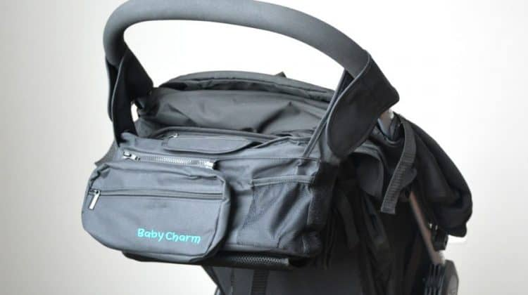 Baby Charm Stroller Organizer Review