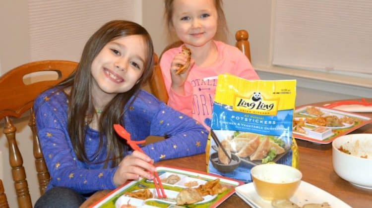 How to Get Picky Kids to Try {And Love} Chinese Food