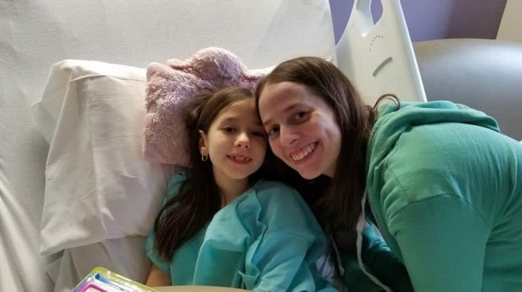 My Daughter Has Appendicitis