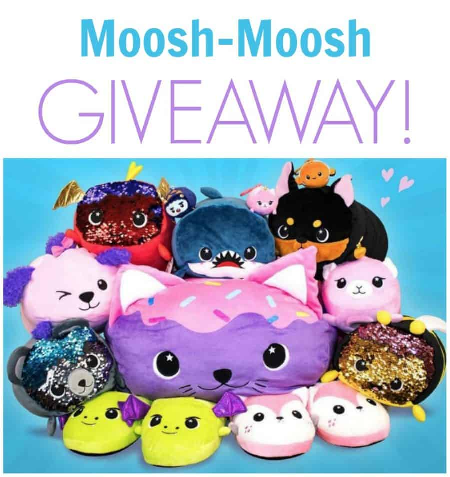 Moosh Moosh giveaway