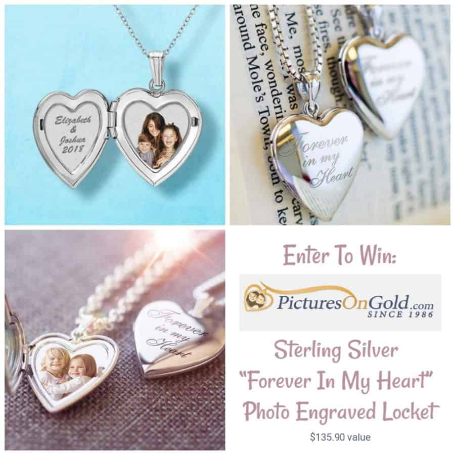 PicturesOnGold.com Heartfelt Valentines Day Gift