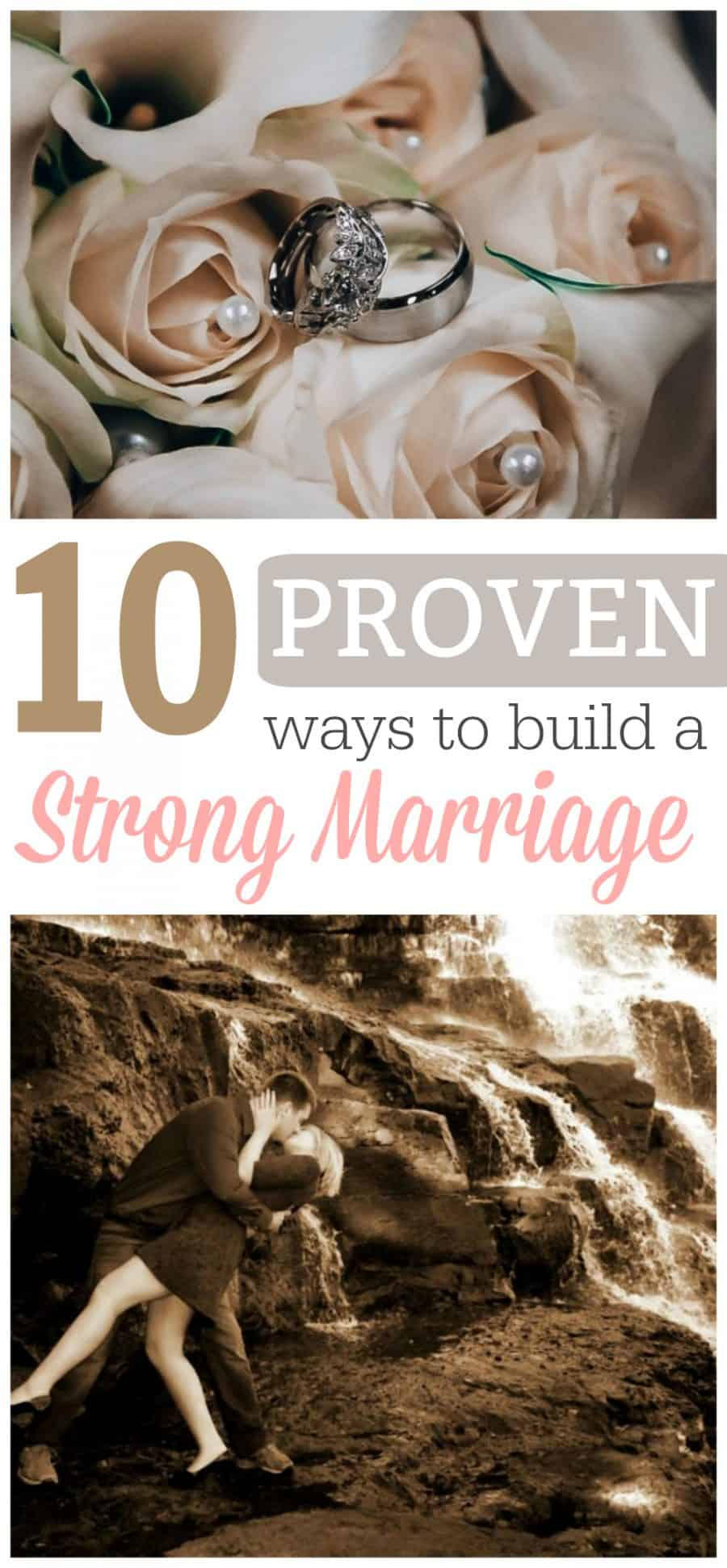 Proven Ways to Build A Strong Marriage 2