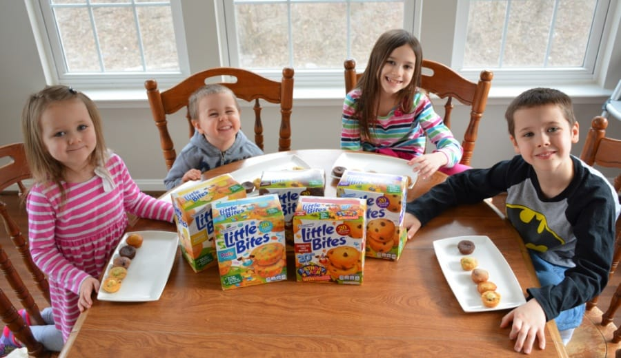 Little Bites muffins