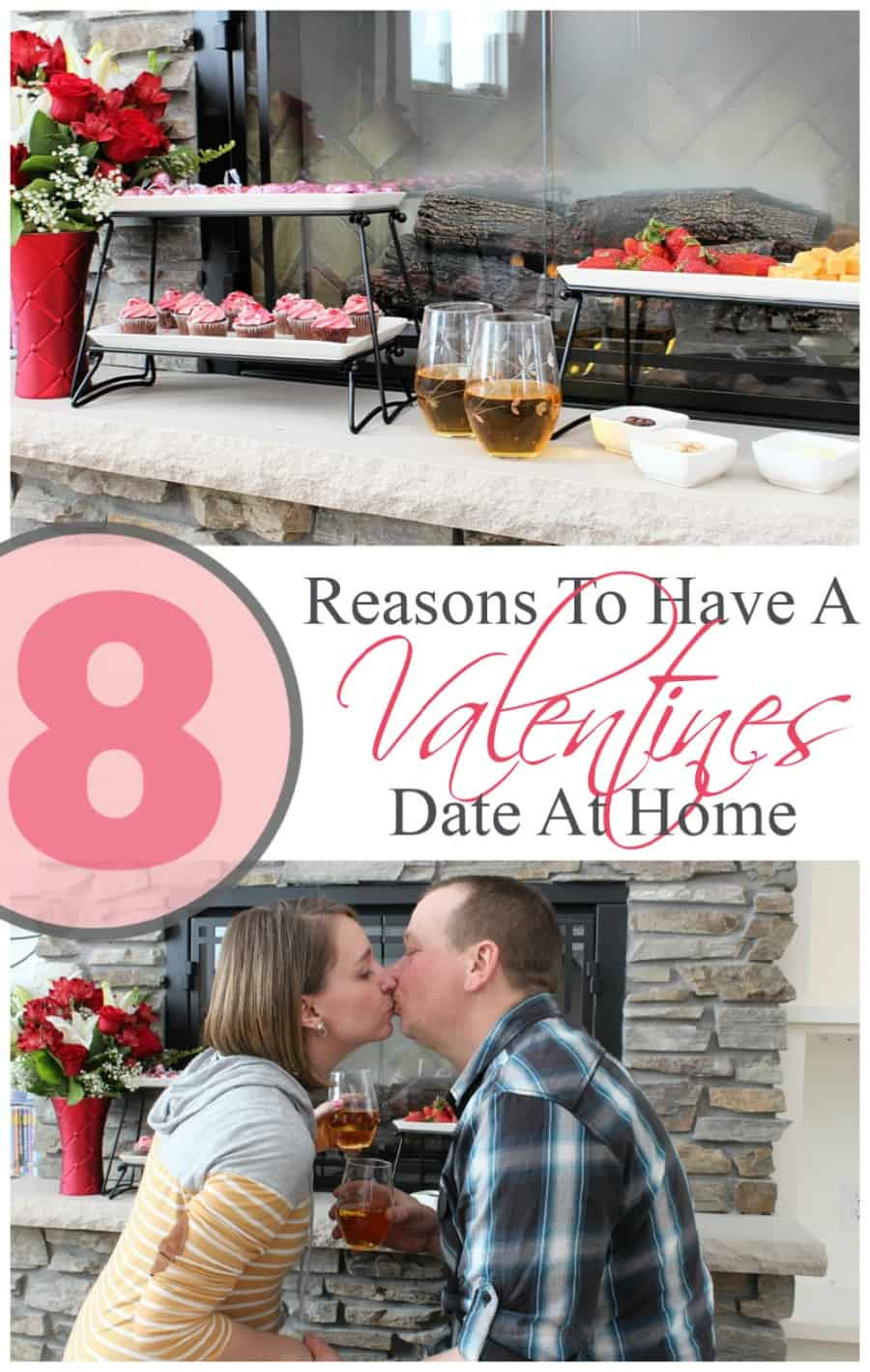 Reasons To Have A Valentines Date At Home