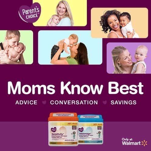 A Top 10 List of The BEST Advice for New Moms