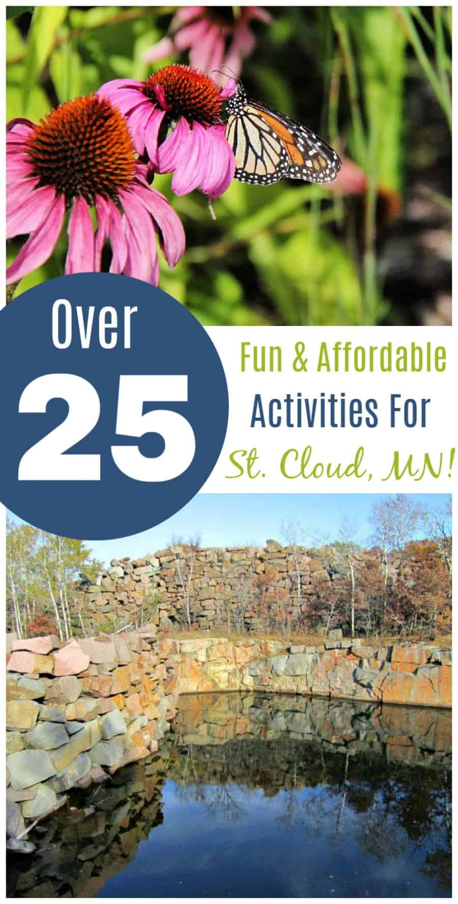 Fun And Affordable Things To Do Around St. Cloud Minnesota (all ages!)