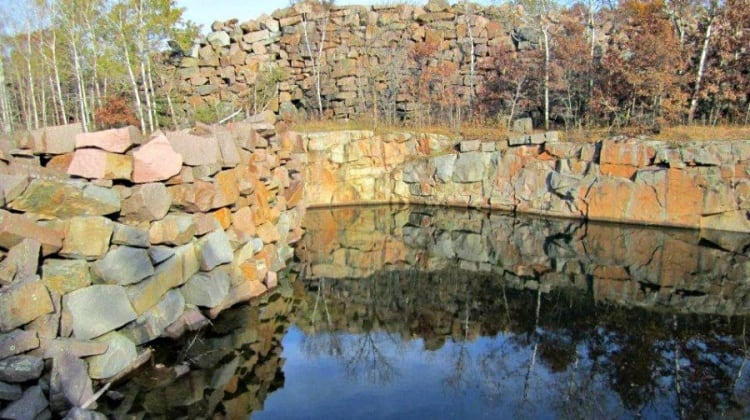 Fun And Affordable Things To Do Around St. Cloud Minnesota - Quarries