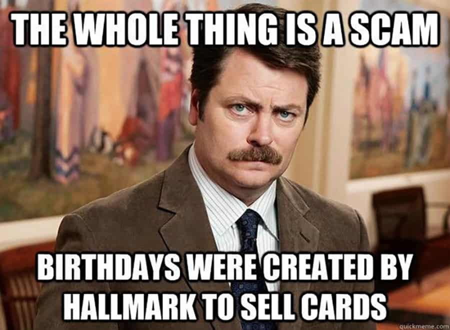 Over 50 Funny Birthday Memes That Are Sure to Make You Laugh!