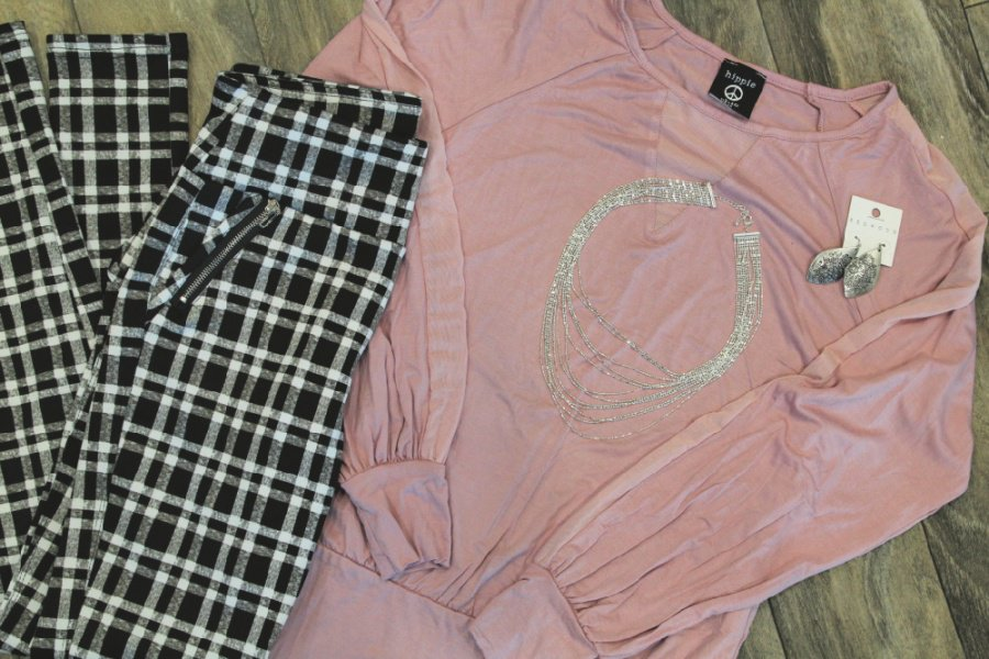 Happy Spring With Nadine West Pink Package