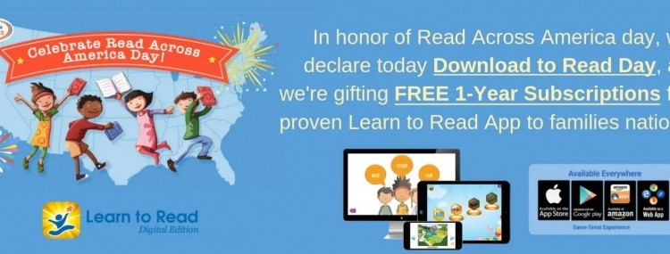 Get a Year of Hooked on Phonics for FREE – Today Only!