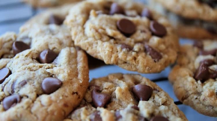 Peanut Butter Oatmeal Chocolate Chip Cookies Recipe {Outrageously Delicious + Secret Tips!}