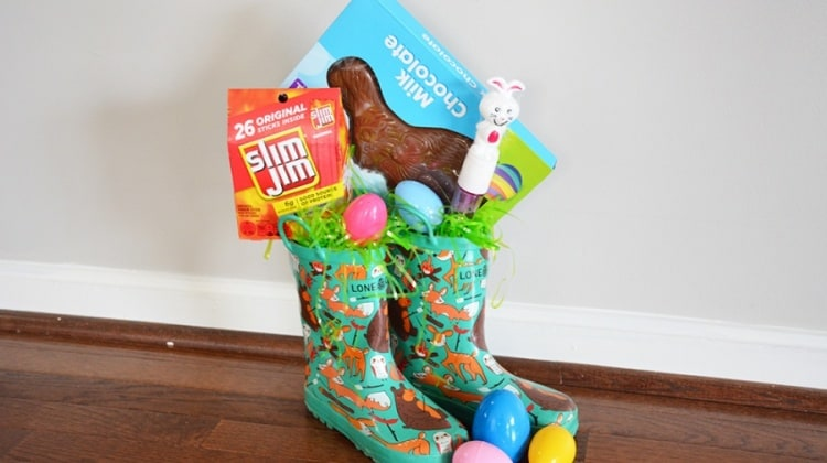 Forget the Easter Basket – Get Easter Boots!