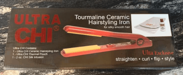 Ultra Chi Hair Straightener Review 5