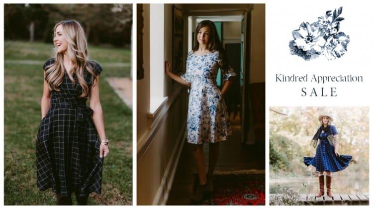 Virginia Dare Dress Co. Kindred Appreciation Sale!