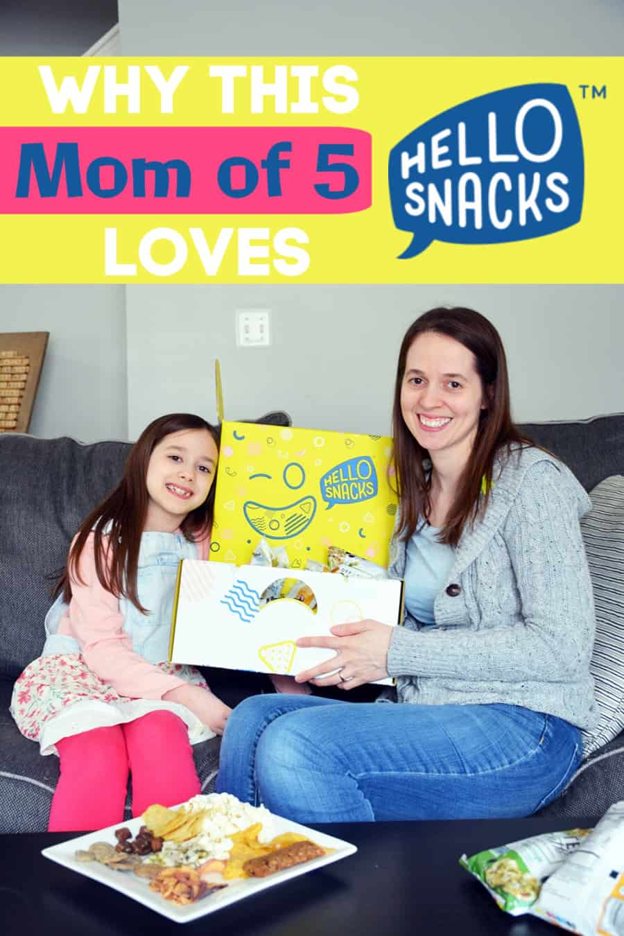 Make life easier with the hello snacks treat boxes plus for Ciao youtube