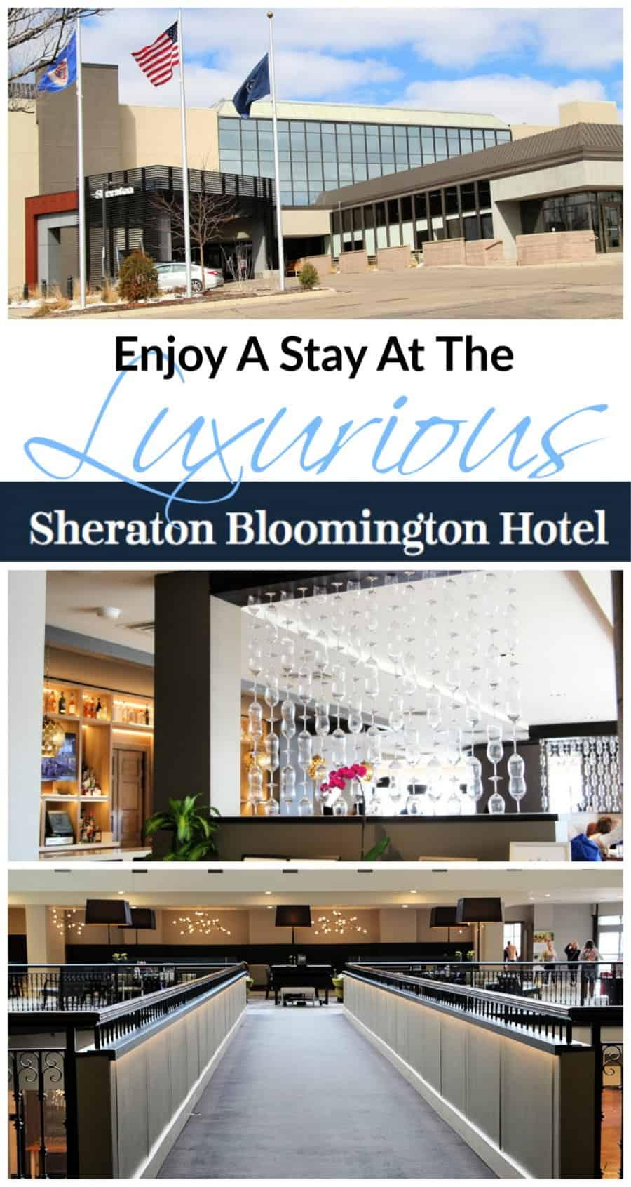 A Luxury Stay At The Minnesota Sheraton Bloomington Hotel