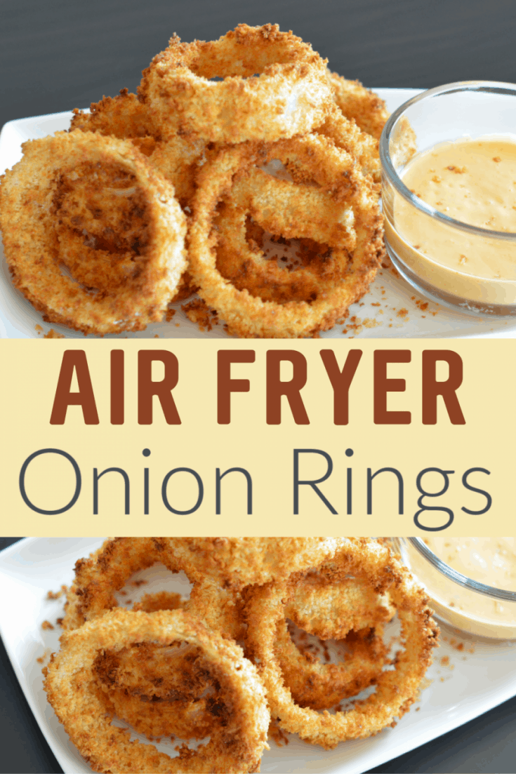 Try this delicious Air Fryer Onion Rings Recipe