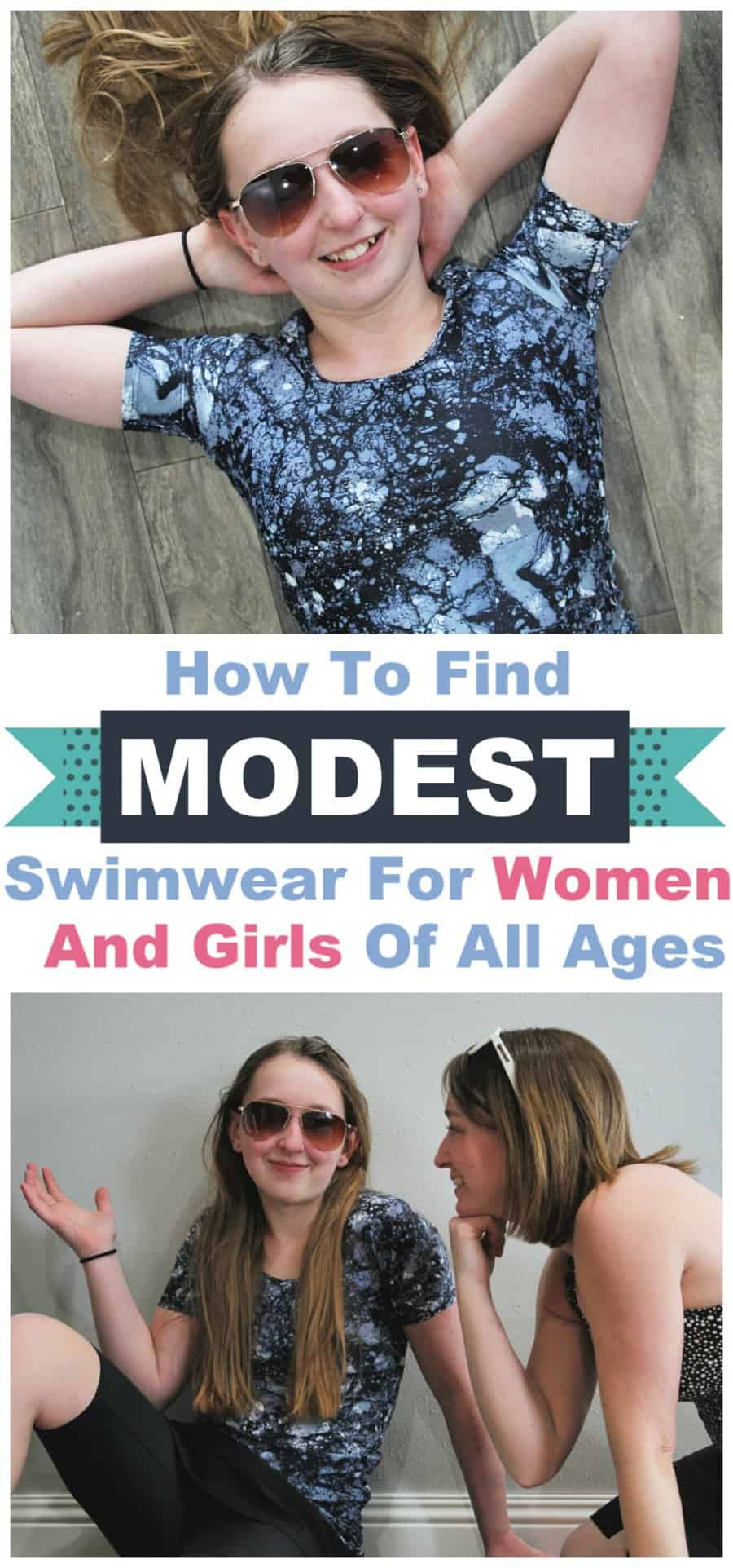 ModLi Modest Swimwear For Women - Actions Speak Louder Than Words