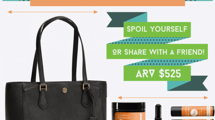 Spoil Yourself or Treat a Friend Prize Package Giveaway – ARV $525