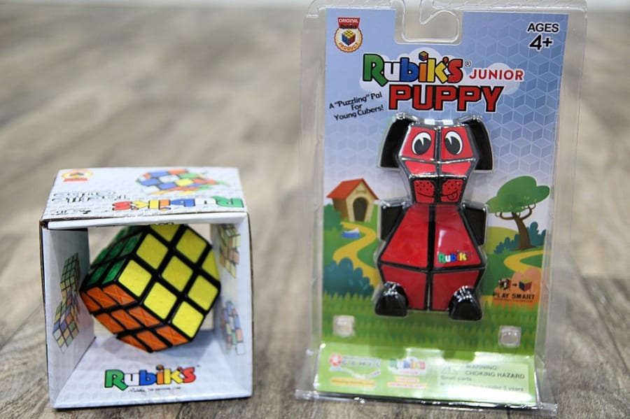 Rubik's Cubes Games - Non Candy Easter Basket Ideas {For A Healthier Easter}