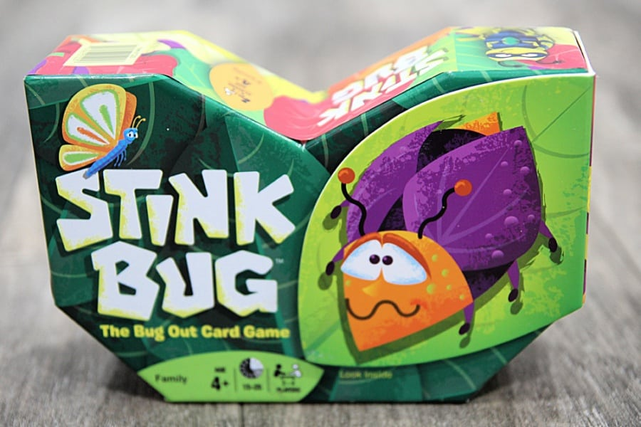 Stink Bug Game - Non Candy Easter Basket Ideas {For A Healthier Easter}