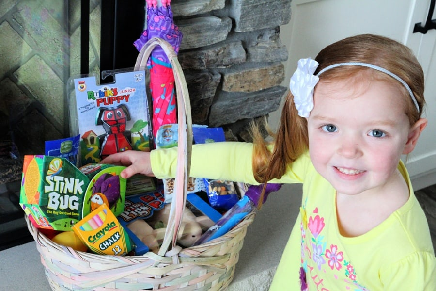 Non Candy Easter Basket Ideas {For A Healthier Easter}