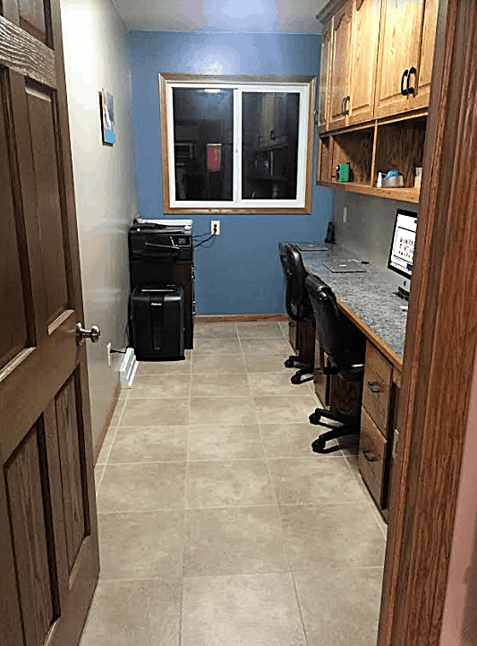 Cost Of A Home Office Remodel {+ Must Have Accessories} - BEFORE