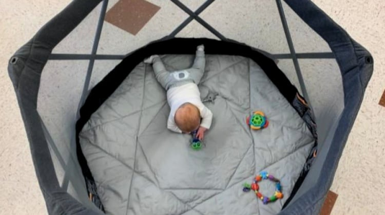 born Free nisa Playard Review