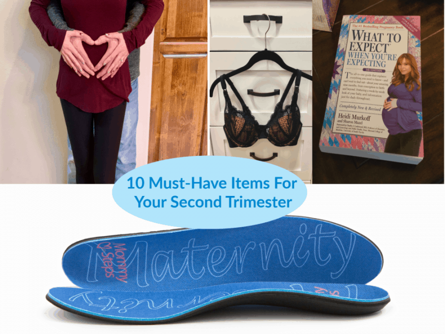 Must-Have Items For Your Second Trimester