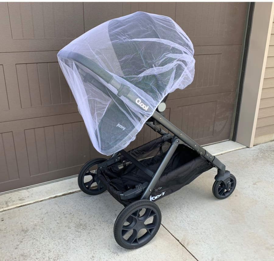 Preparing The Stroller For Baby