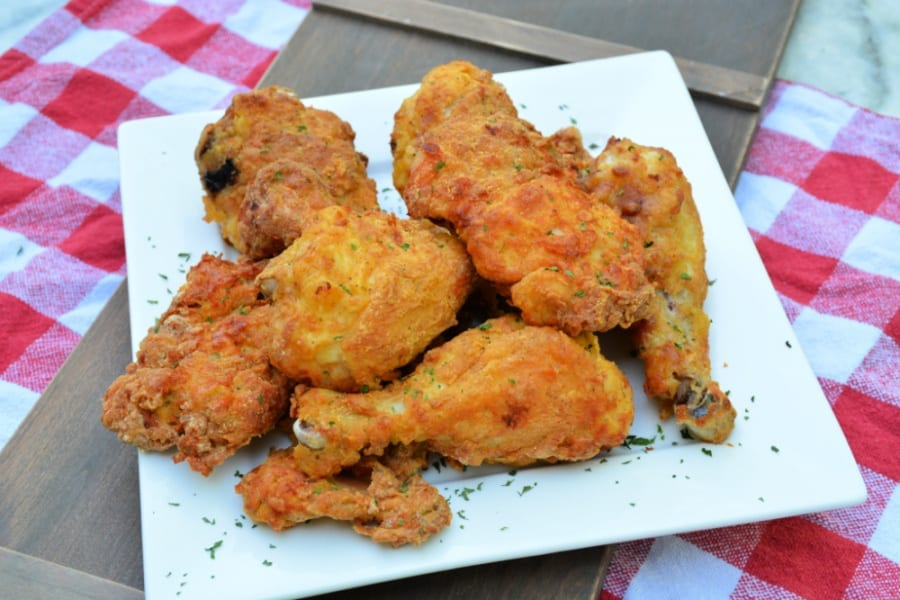 Air Fryer Fried Chicken Recipe Thrifty Nifty Mommy