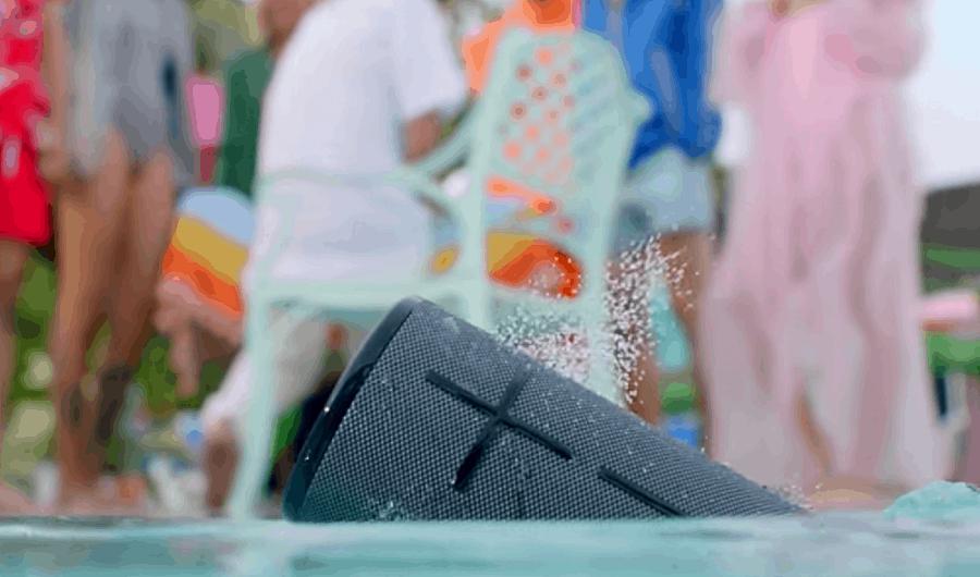 BOOM 3 Ultimate Waterproof Speaker