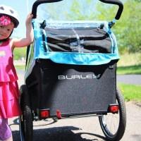 Burley D'Lite X Bike Trailer
