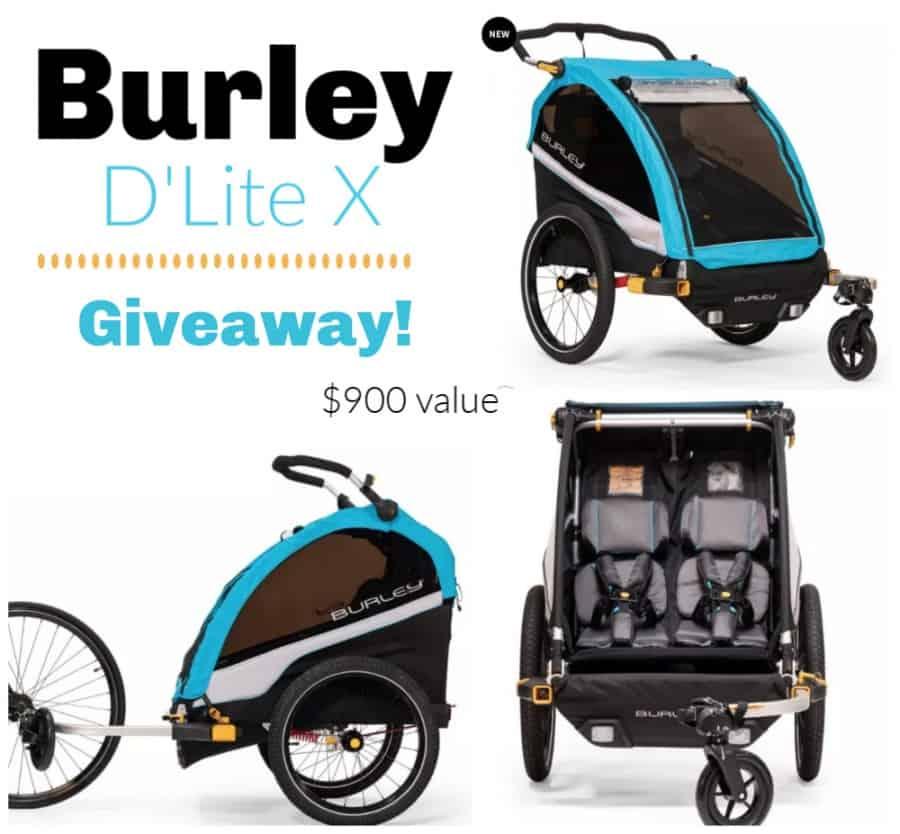 Burley D'Lite X Giveaway