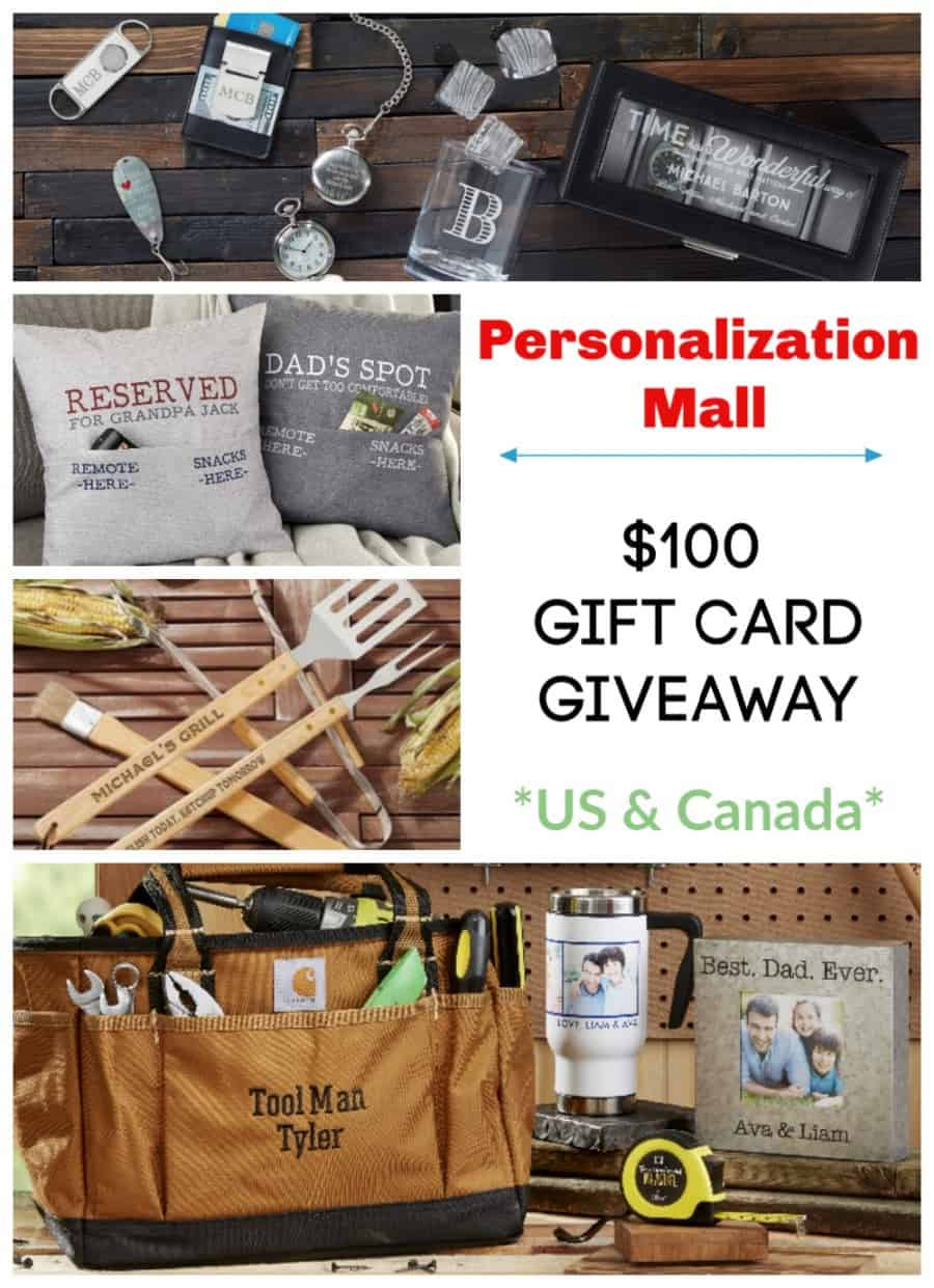 PersonalizationMall.com Giveaway 2