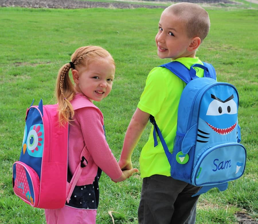 The Best Flying With Kids Hacks - kids backpacks