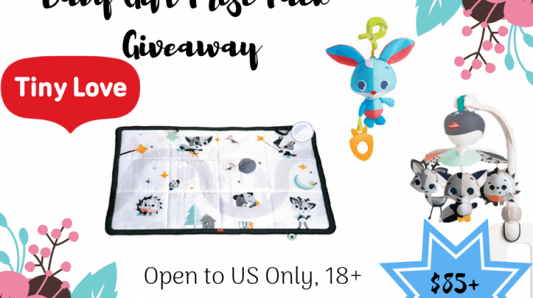 Tiny Love Prize Package Giveaway