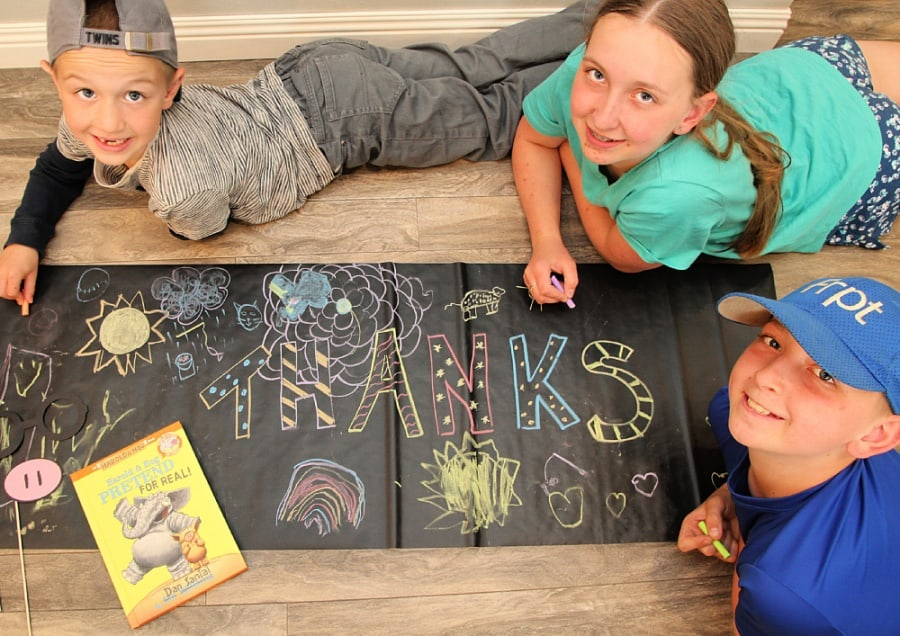 Ways To Grow Thankful Kids - May Is Thank-O-Rama Month! 7