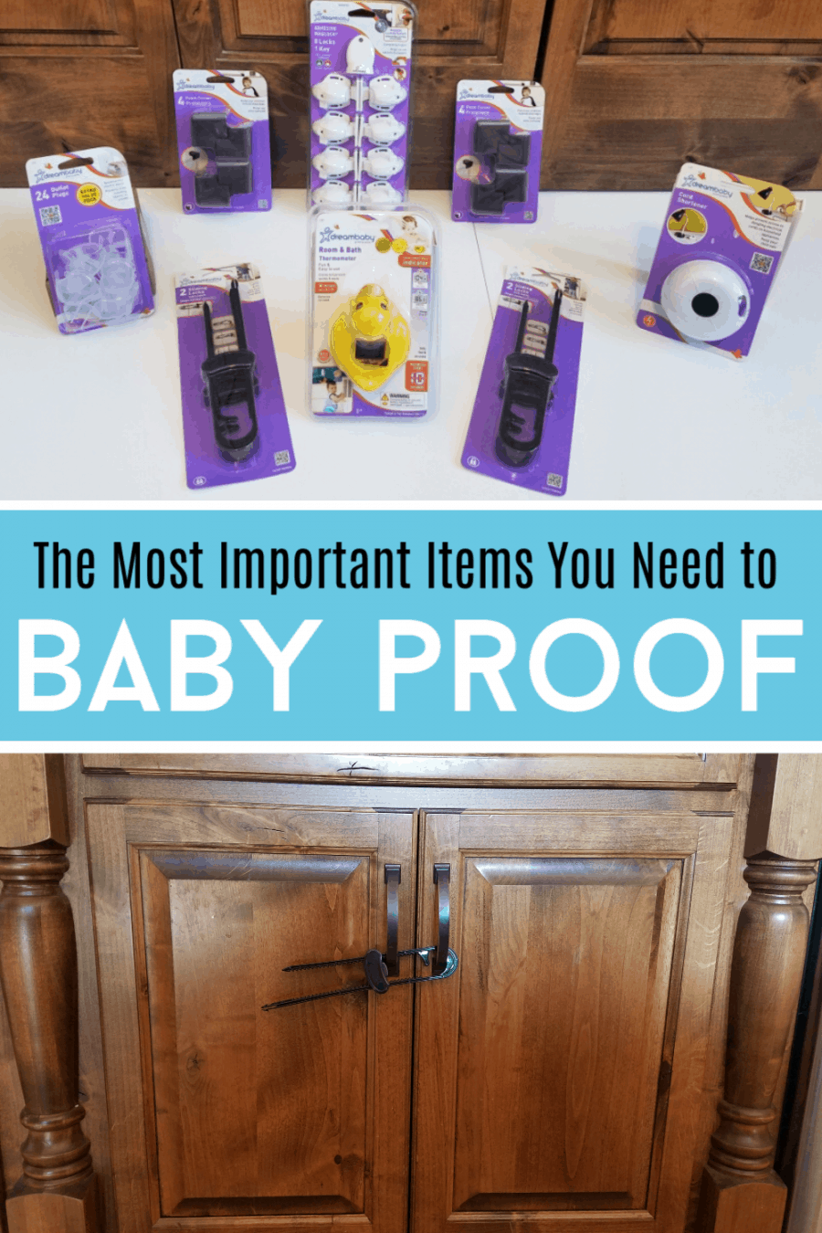 Everything you need to know to babyproof