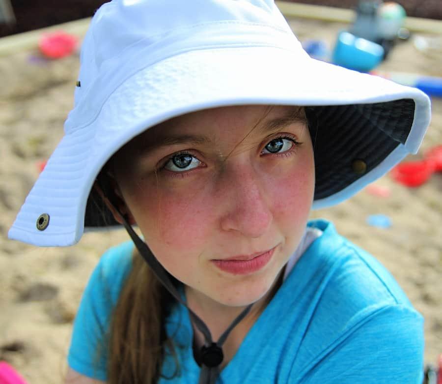 coolibar sun hats