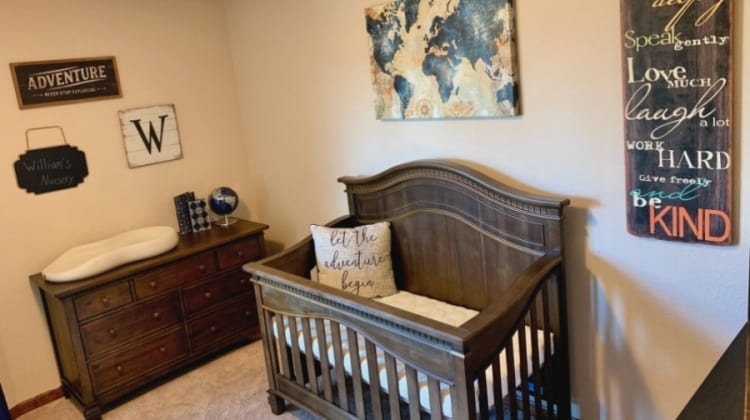 Keeping The Nursery Clean For Baby