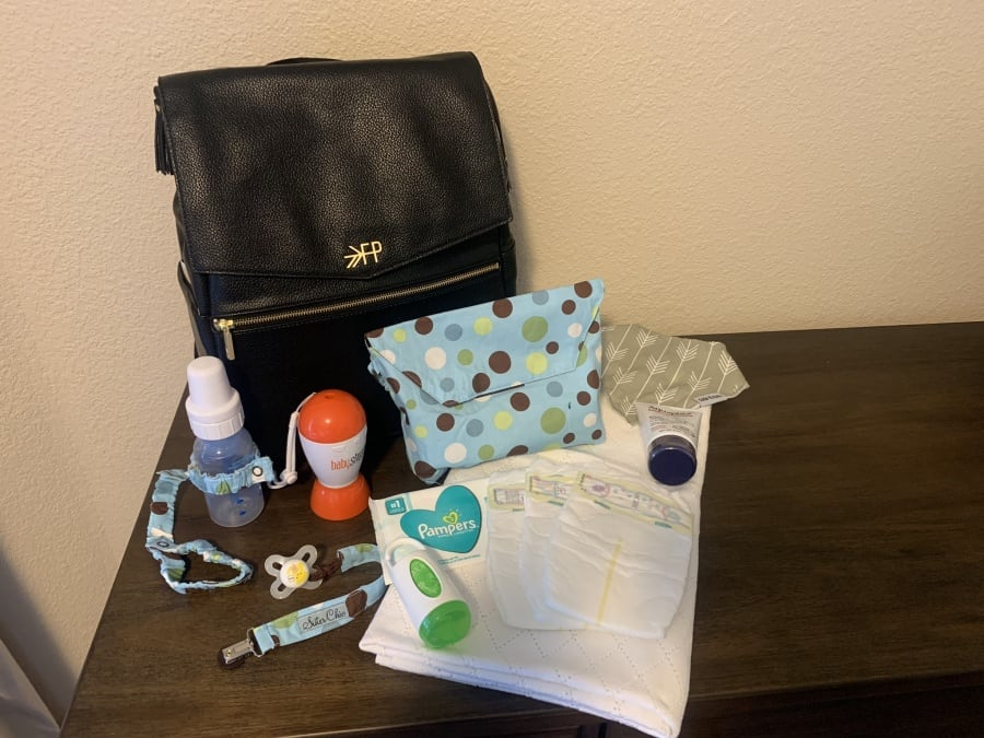 Things You Don't Have In Your Diaper Bag, But Really Should