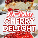 No Bake Cherry Delight Recipe