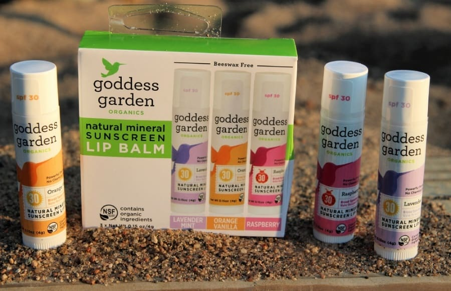 Goddess Garden Organics Lip Balm