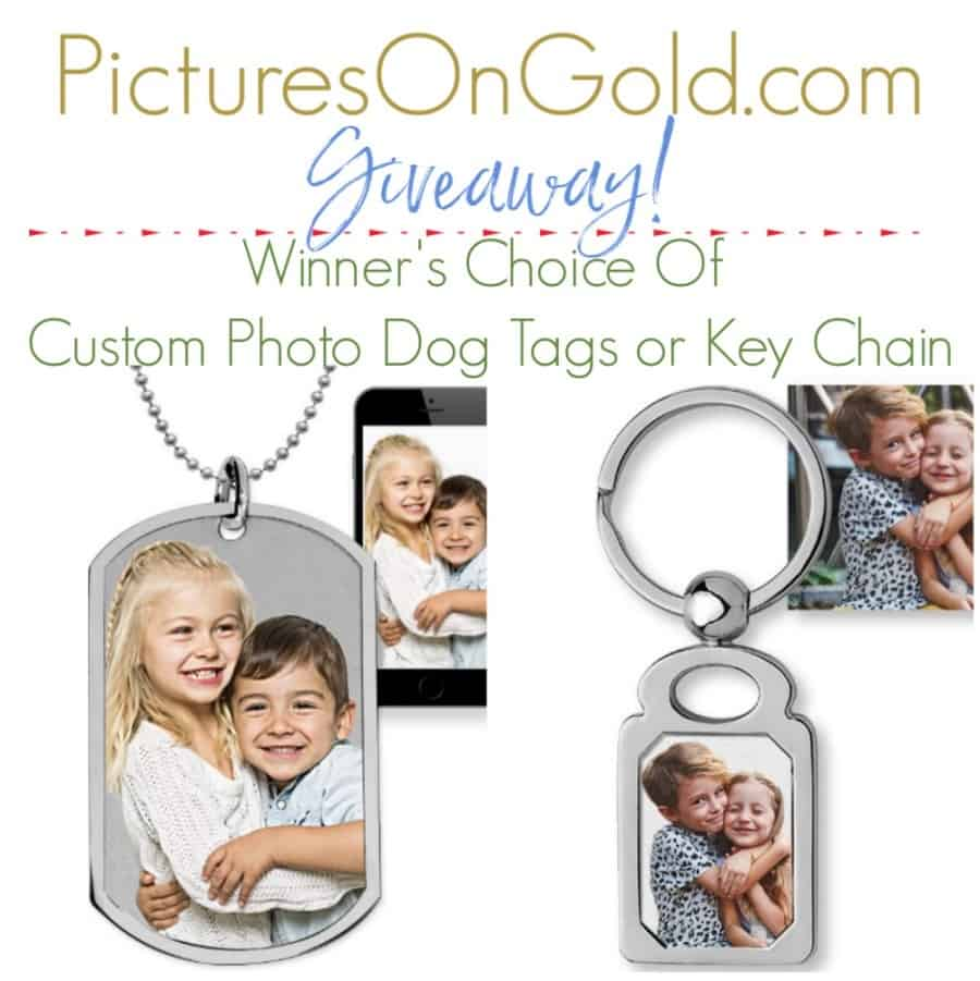 PicturesOnGold.com Father's Day Giveaway 2