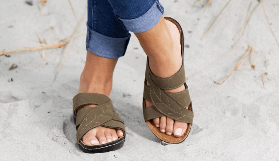 Soft Comfort Sand Dune Sandals 1