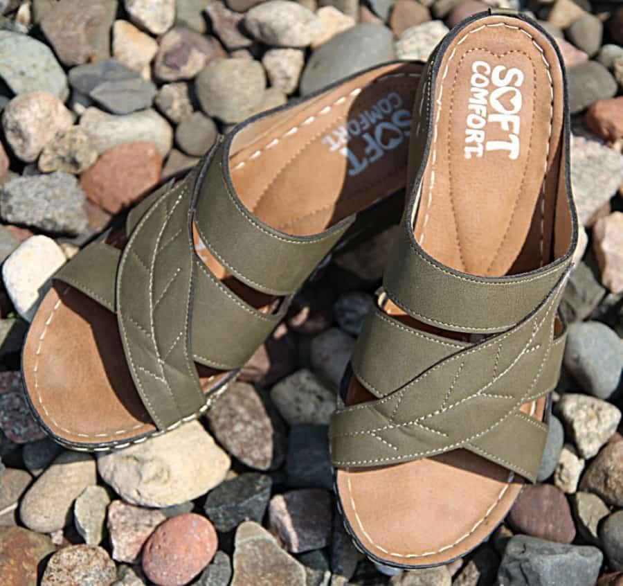 Soft Comfort Sand Dune Sandals