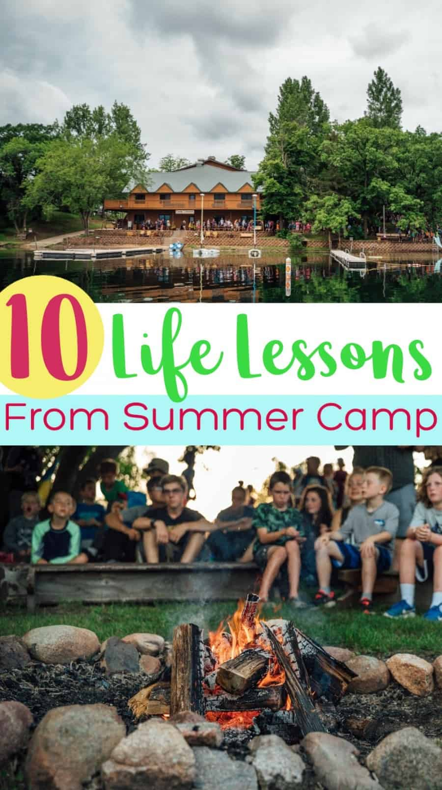 10 Amazing Benefits Of Kids Summer Camp - Life Lessons You Learn From Attending Summer Camp As A Kid