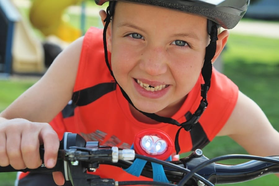 25 Affordable Or Free Kids Activities For Your Backyard - Mini Hornet Bicycle Horn