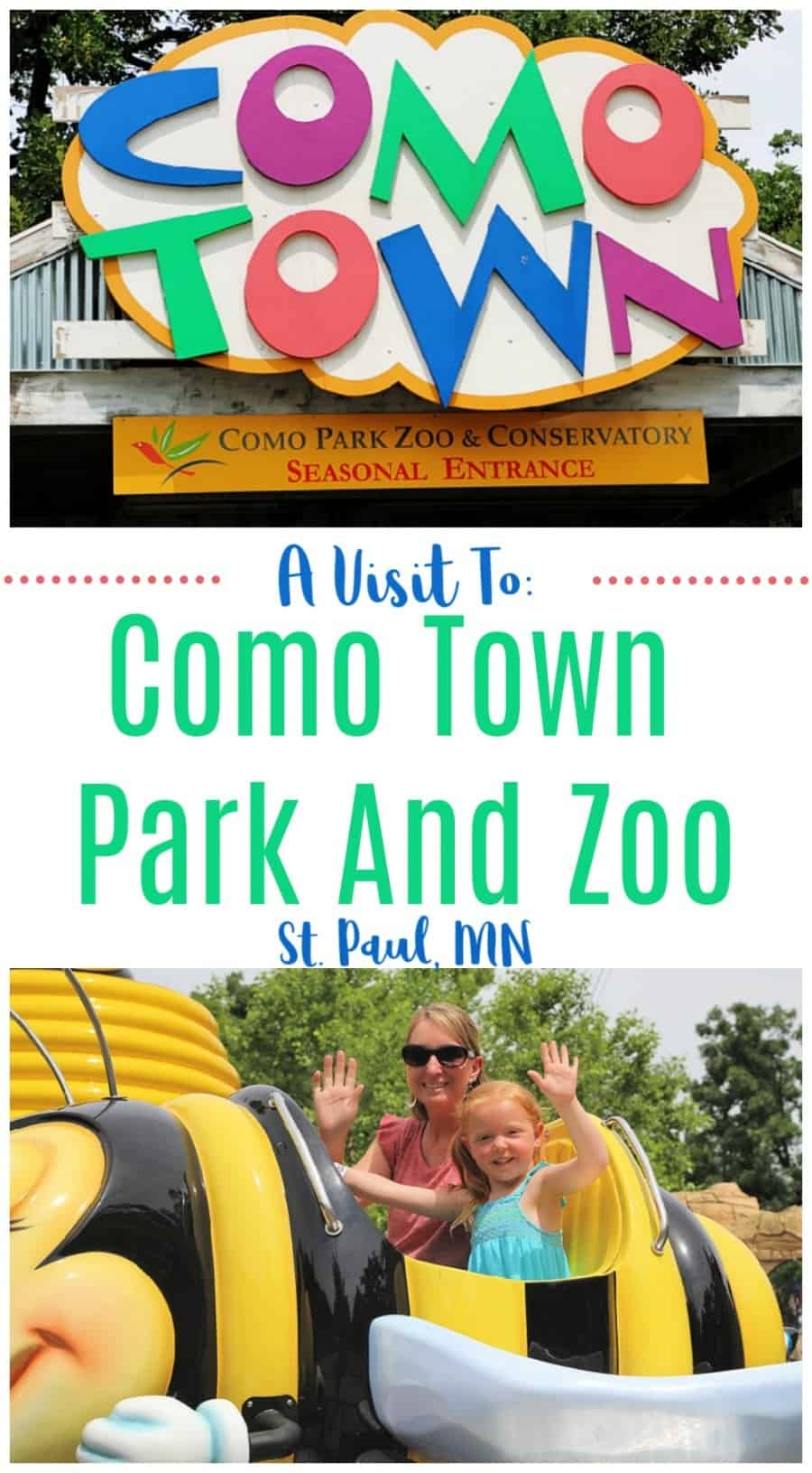 A Visit To Como Town Park And Zoo {St. Paul, Minnesota}